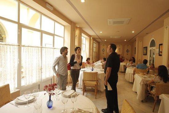 imagen Restaurante Posada del Moro en Cazalla de la Sierra