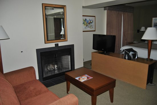 Hawthorn Suites by Wyndham Kent/Sea-Tac Airport: main room