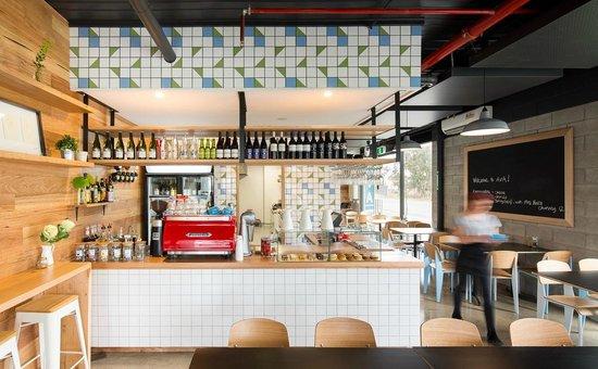 Ava Cafe - Internal