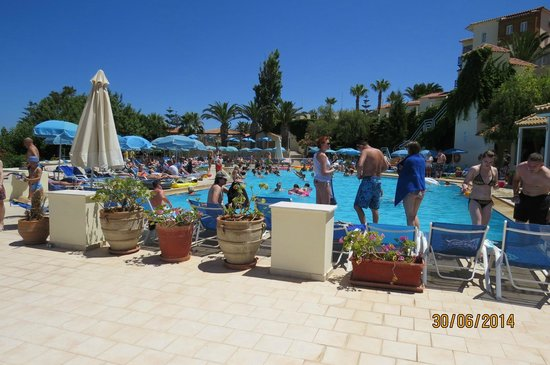 Hotel Rethymnon Mare : Swimming pool