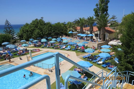 Hotel Rethymnon Mare : Swimming pool
