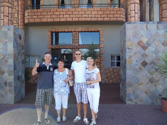 One World Hotel: Happy Clients