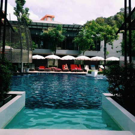 Red Ginger Chic Resort: Gorgeous swimming pool
