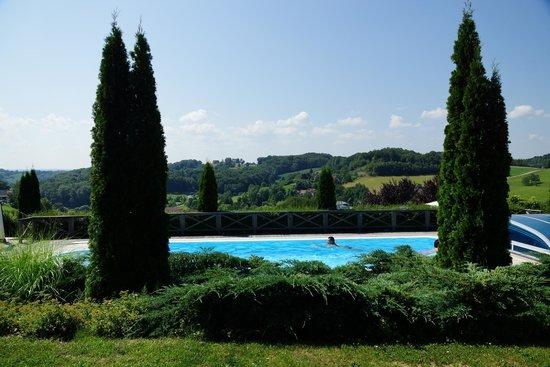 Maiers Kuschelhotel Loipersdorf Deluxe: Pool
