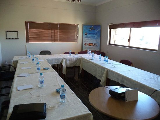 Tassili Lodge : Conference and business centre facilities available