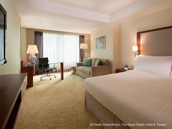The Royal Pacific Hotel & Towers: Pacific Grand Room