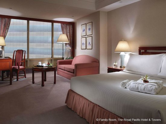 The Royal Pacific Hotel & Towers: Family Room (Family Selections)
