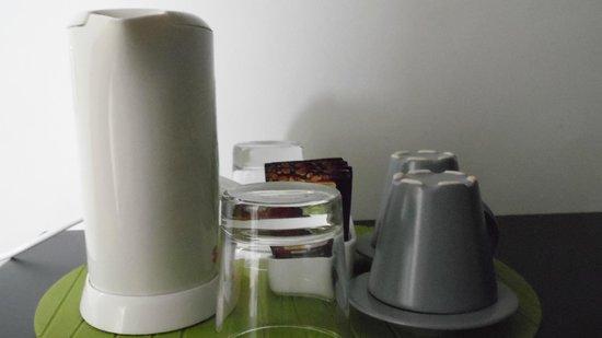 KiKar Hotel: Electric Kettle Cafe Tea