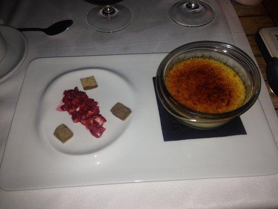 Misa Braseria: Dessert