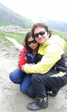 Snow Valley Resorts: During Rohtangpas