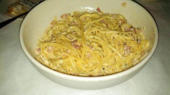 Francesca's Tavola : Delish Fettucine Alfredo
