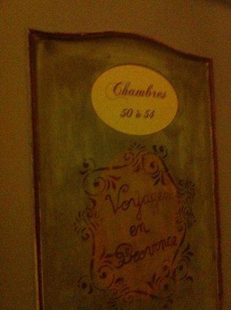 HOTEL DU PARC : romantico