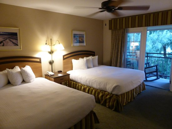 The Ranch at Death Valley : Double room at the Ranch