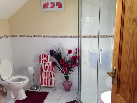 Clunelly House : Il bagno