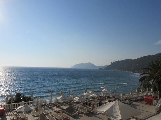 Mayor La Grotta Verde Grand Resort: View from our room!