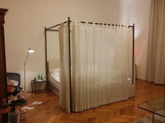 Hotel Altstadt Vienna: White Suite