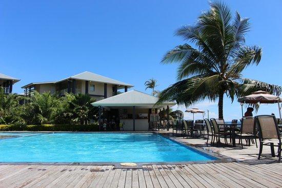 Heritage Park Hotel Honiara: Pool