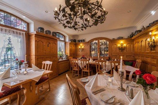"""Weinhaus Sinz: Die """"Niklasstube"""" im Restaurant"""