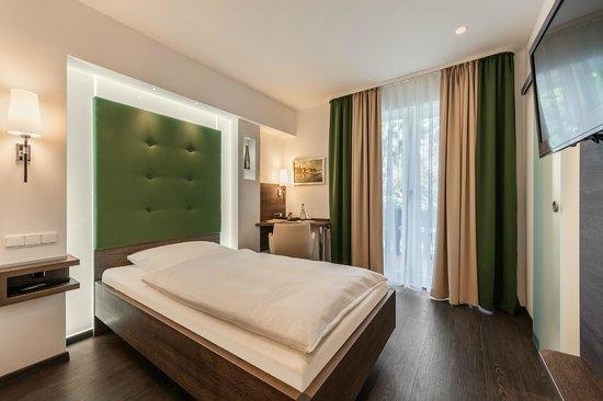 Weinhaus Sinz: Komfortabel ausgestattete Zimmer