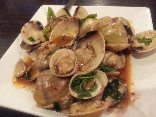 Krua Thara: Chilli Venus Shells