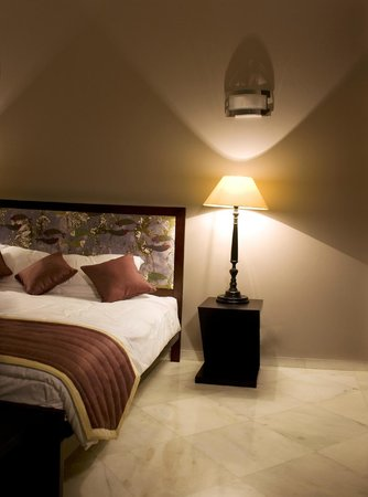 Secludecity - Safdarjung Enclave : Room picture .