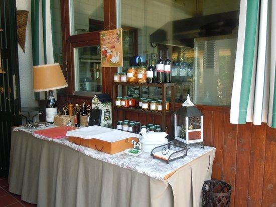 Il Bagnolo Eco Lodge : Prodotti fatti in casa
