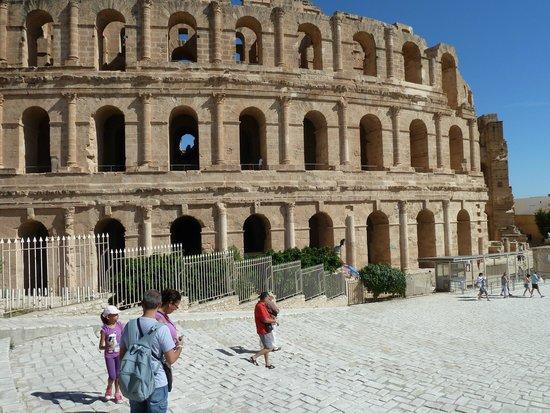 Thalassa Mahdia : Anfiteatro Romano di El Jem: imperdibile !