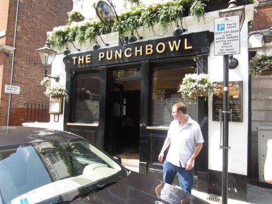 The Punchbowl: My Friend Outside