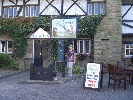 Last Drop Village Hotel & Spa : A good pint.