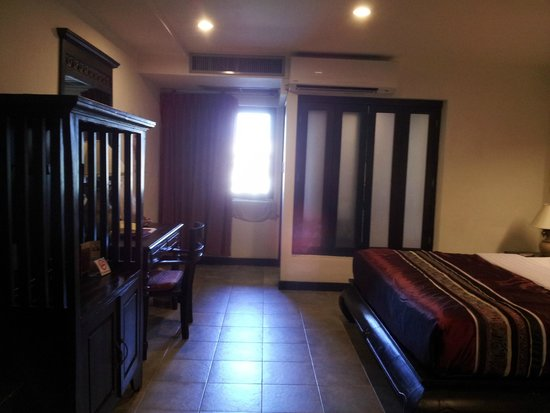 Raming Lodge Hotel & Spa: Room