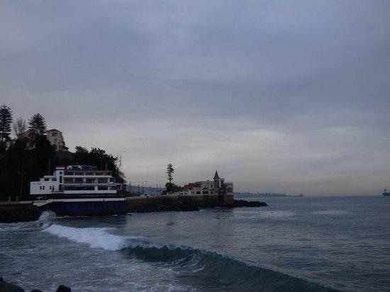 Hotel del Mar - Enjoy Vina del Mar - Casino & Resort: view from the room