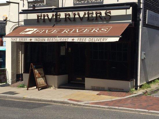 Five Rivers Restaurant: Bridge St