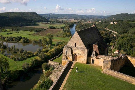 Château de Beynac : Beynac et Cazenac, Chapel