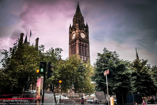 Manchester Town Hall: Townhall 1