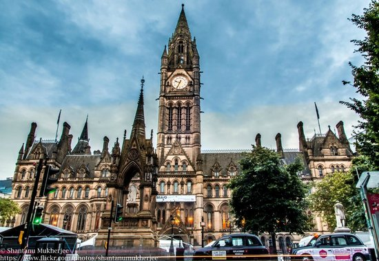 Manchester Town Hall: Townhall 2