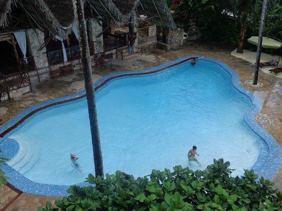 Samaki Lodge & Spa: Vue du toit