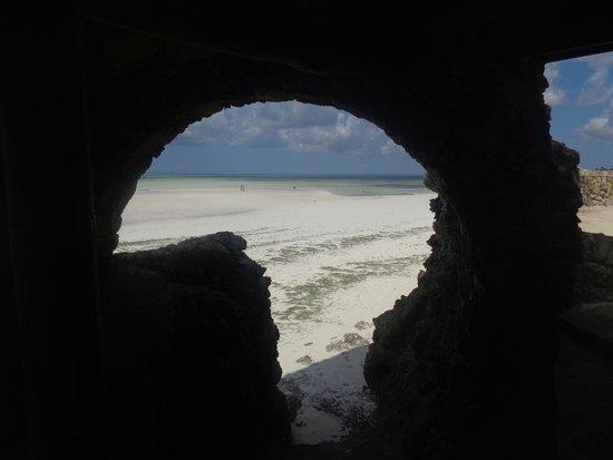 Samaki Lodge & Spa: A proximité de l'hôtel - marée basse