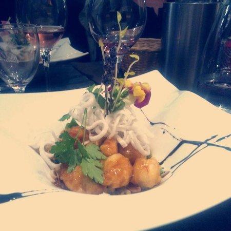 Restaurant UMAMI : La fameux poulet du général Tao !