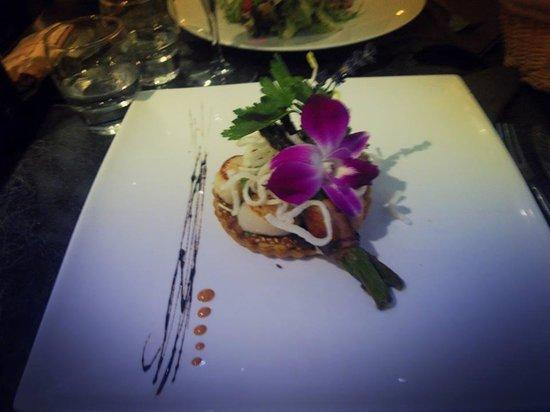 Restaurant UMAMI : Des oeuvres d'art sur assiette !