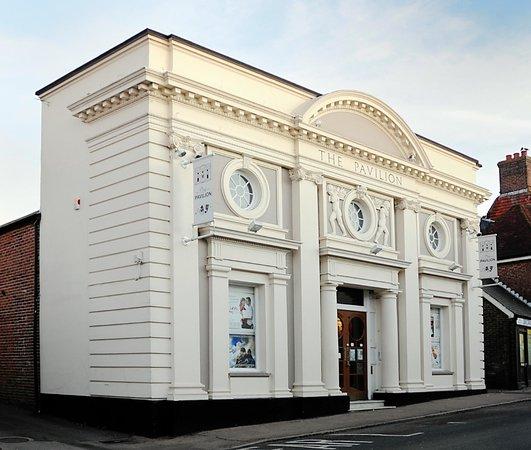Hailsham Pavilion: Pavilion Exterior