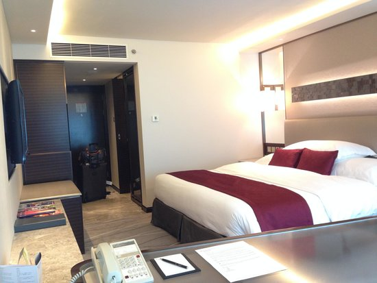InterContinental Grand Stanford : Deluxe room