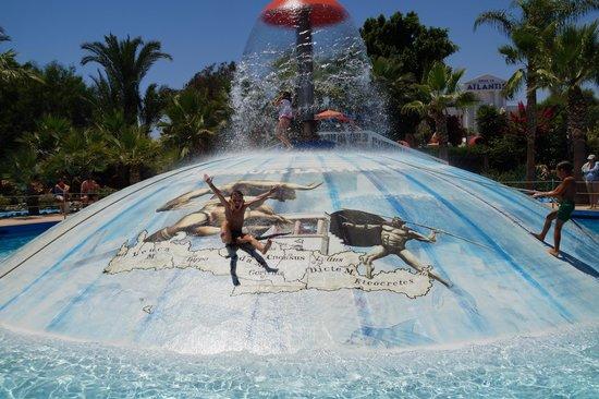 WaterWorld Waterpark: Классный атракцион
