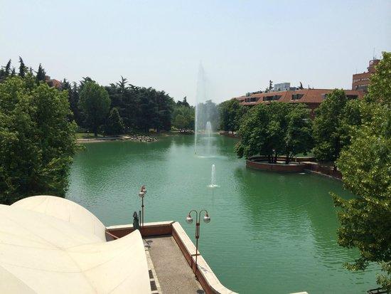 NH Milano 2: Вид из окна