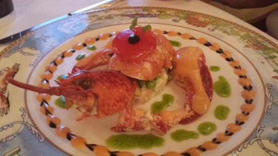 Paul Bocuse, Auberge du Pont de Collonges : homard