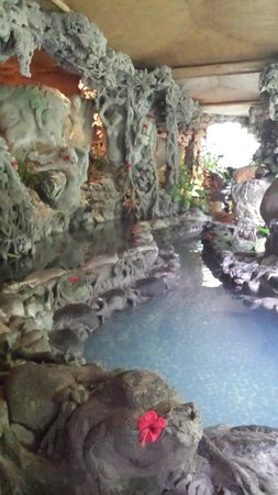 Hotel Tjampuhan & Spa: the Spa