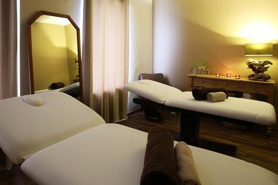 BEST WESTERN Hotel Elixir Grasse : salle de soins
