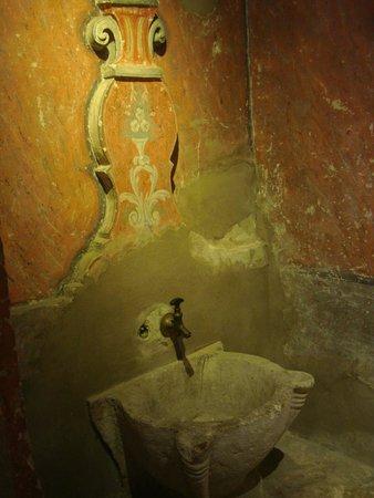 Residence of Princess Ljubica (Konak Kneginje Ljubice : princess ljubica's bathroom