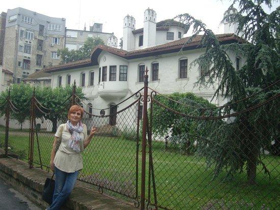 Residence of Princess Ljubica (Konak Kneginje Ljubice : outside the residence