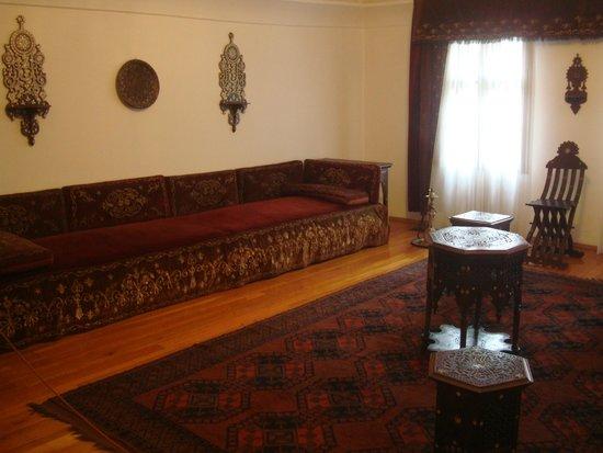 Residence of Princess Ljubica (Konak Kneginje Ljubice : princess ljubica room