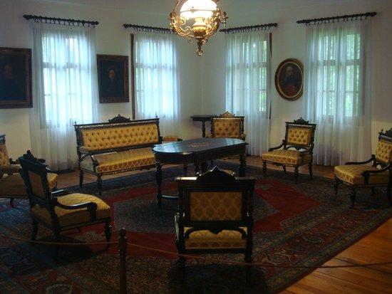 Residence of Princess Ljubica (Konak Kneginje Ljubice : civic room from the 19 century